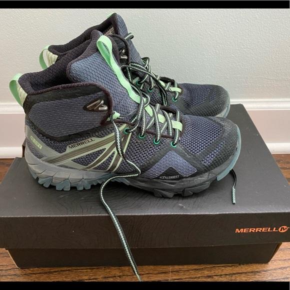 Mqm Flex Mid Waterproof Hiking Boots 7